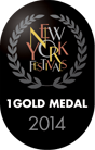 New York Festivals Gold Medal